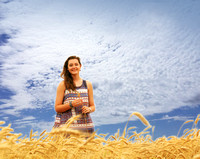 wheat and sky_6814